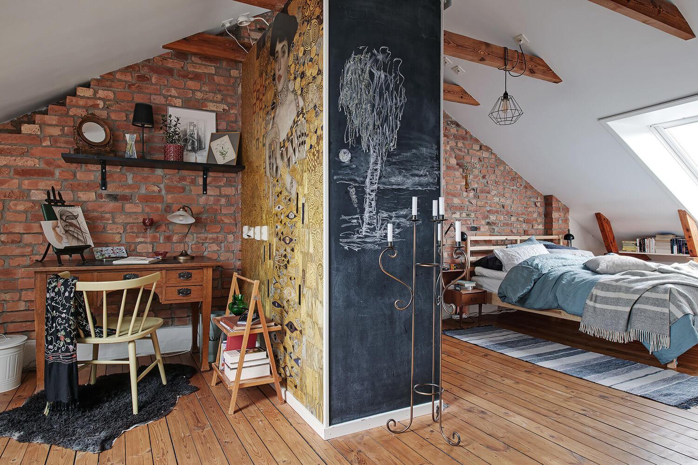 A Charming Vintage Home in Sweden