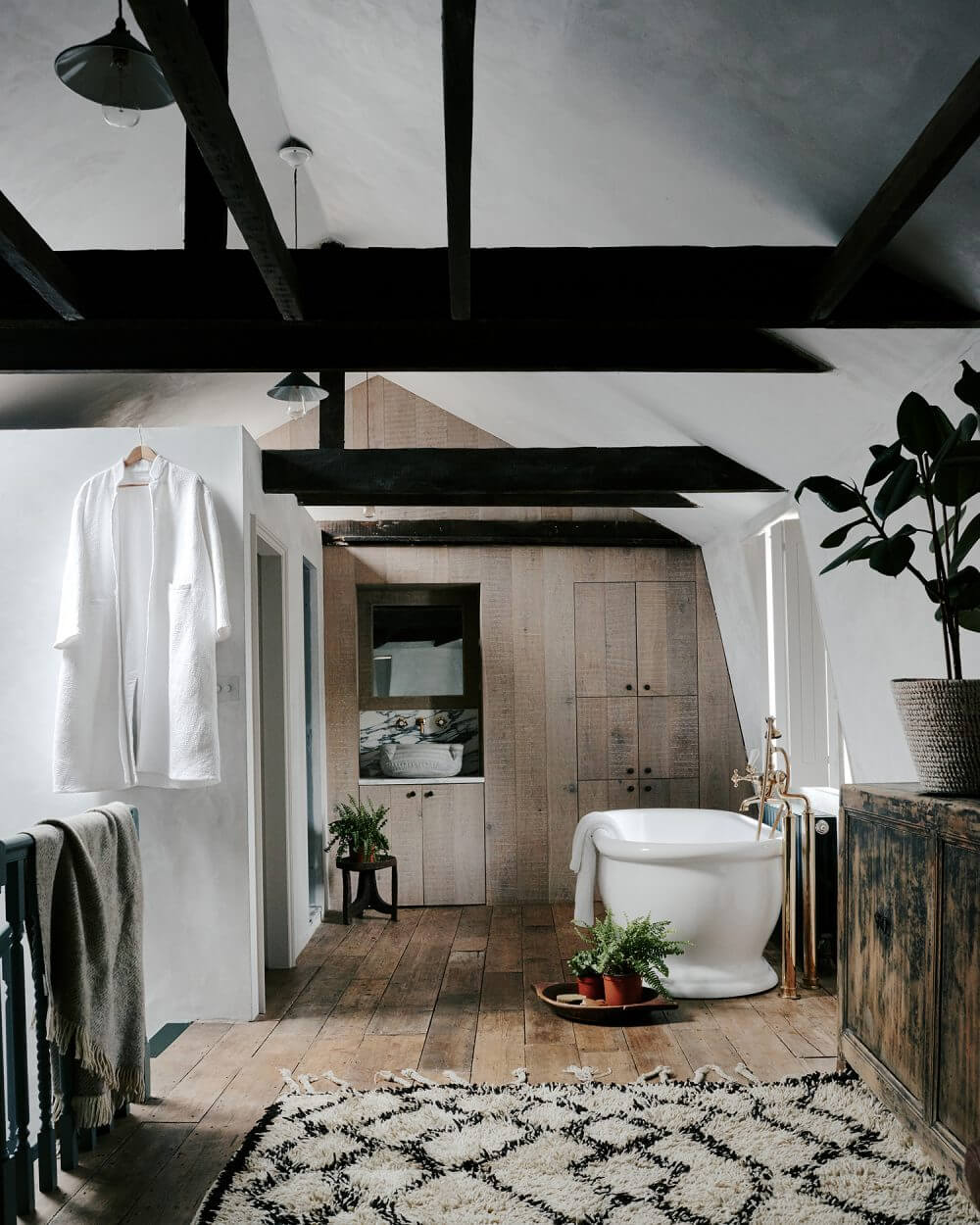 The Weavers House | A Calm Historic Home in East London