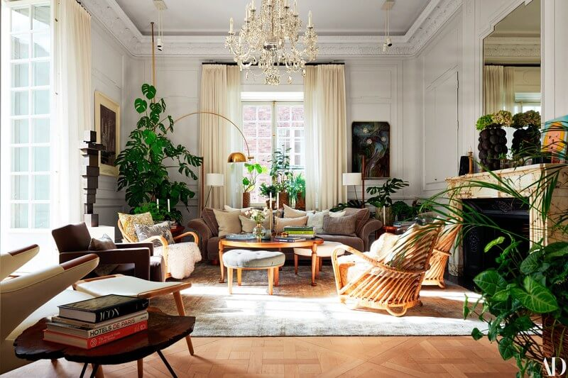 A Historic Family Home in Stockholm Designed by Ilse Crawford