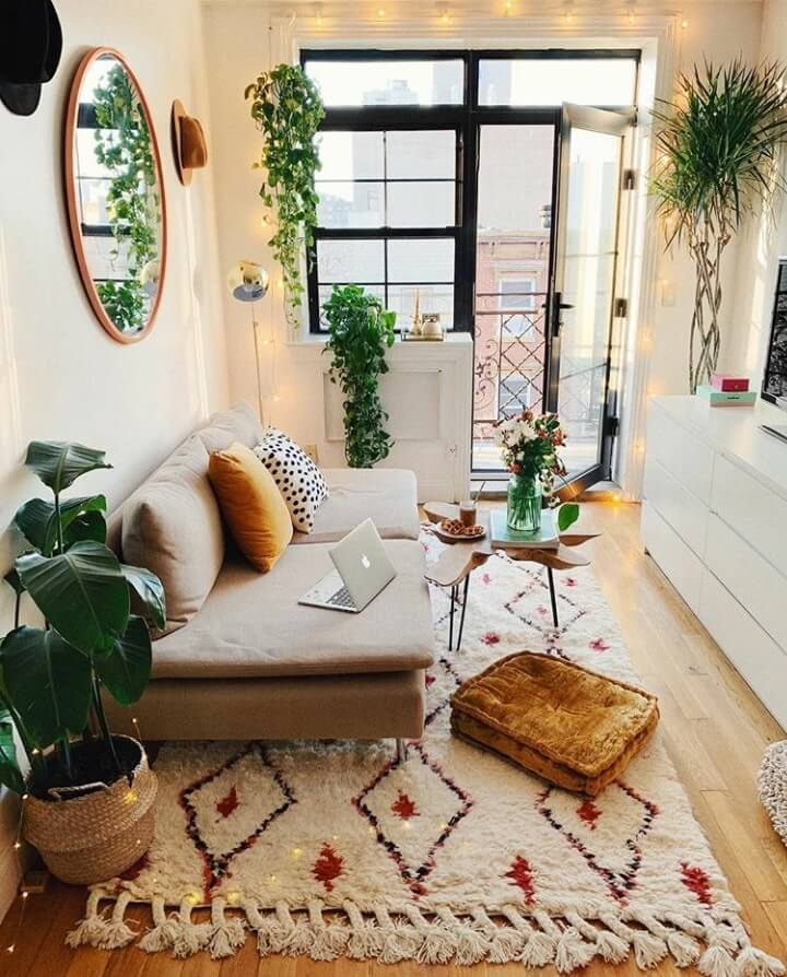The Plant-Filled Brooklyn Apartment of Viktoria Dahlberg