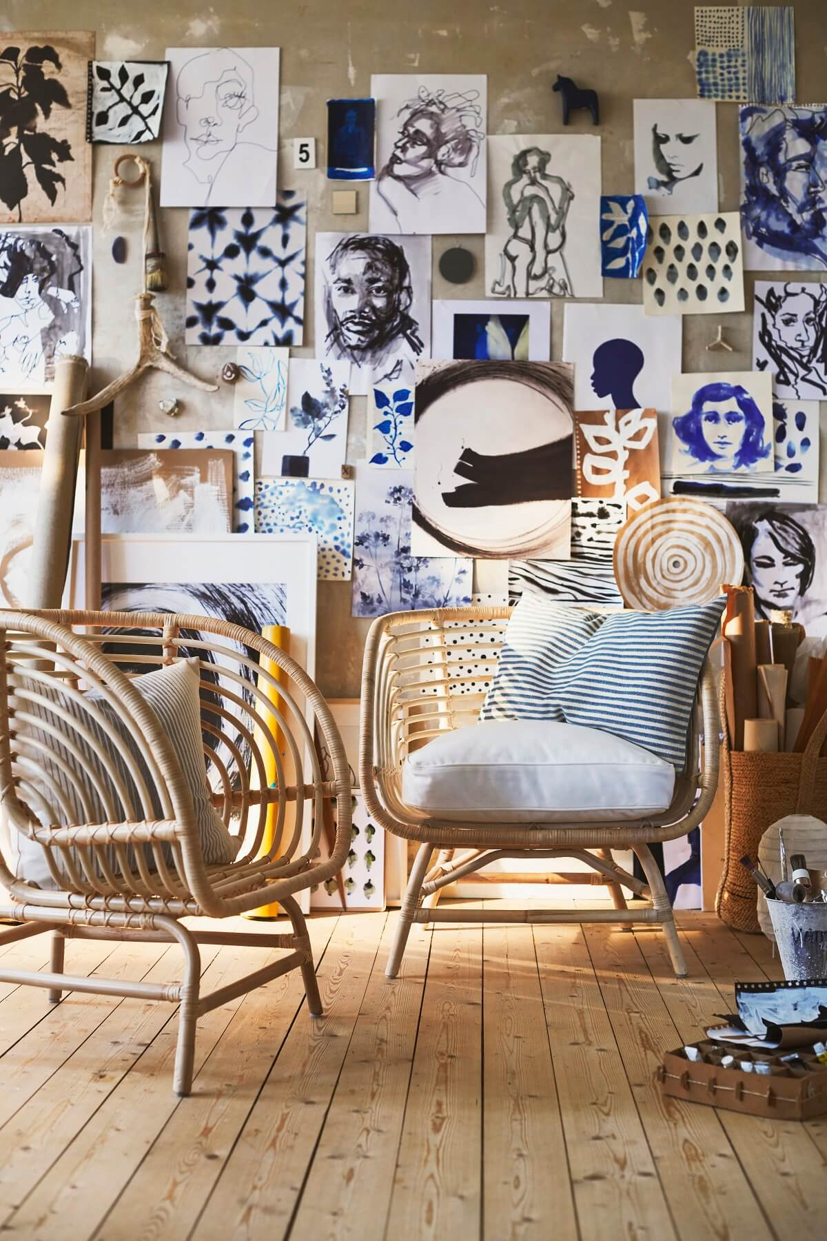 IKEA's New Product Launch Embraces Sustainability and Slow Living