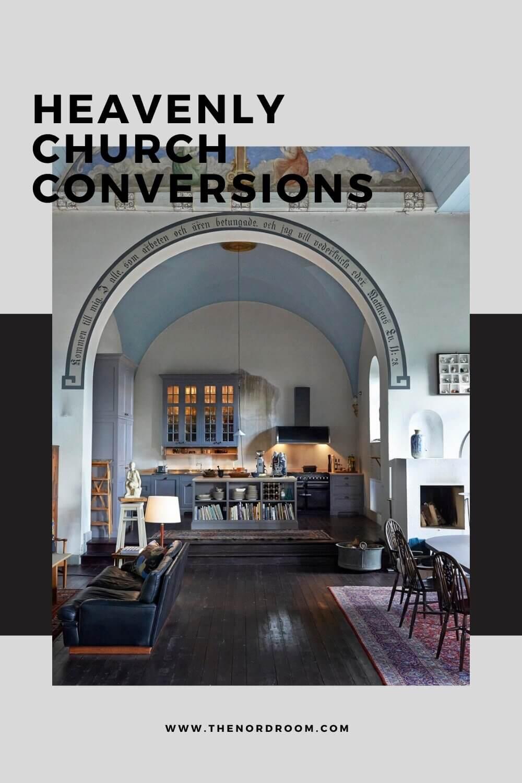 Heavenly Church Conversions