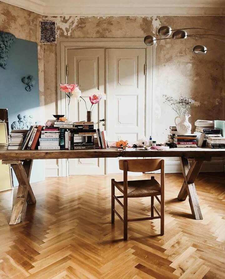 The Creative Danish Home Of Julie Wittrup Pladsbjerg
