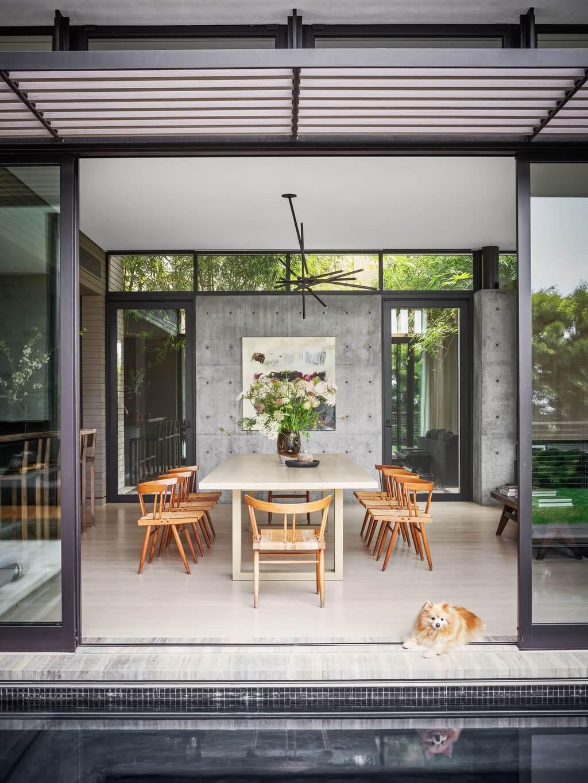 Maria Sharapova's Minimalistic Home in Los Angeles