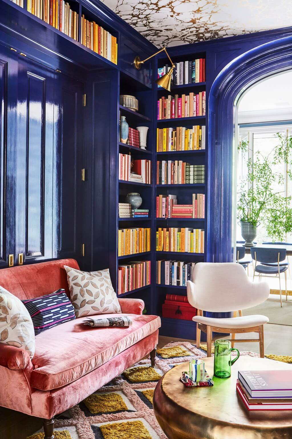 The Colorful Brooklyn Family Home of Sylvana Durrett
