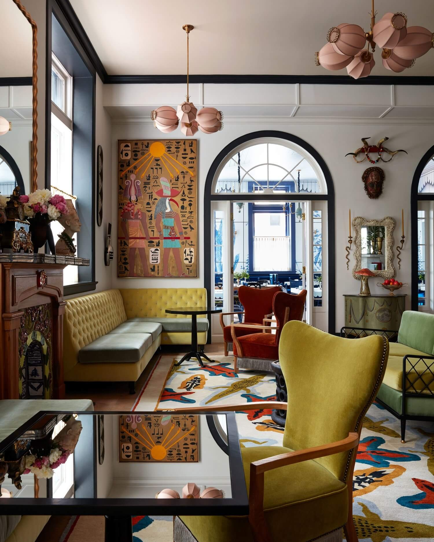 Maison de la Luz Luxury Hotel in New Orleans