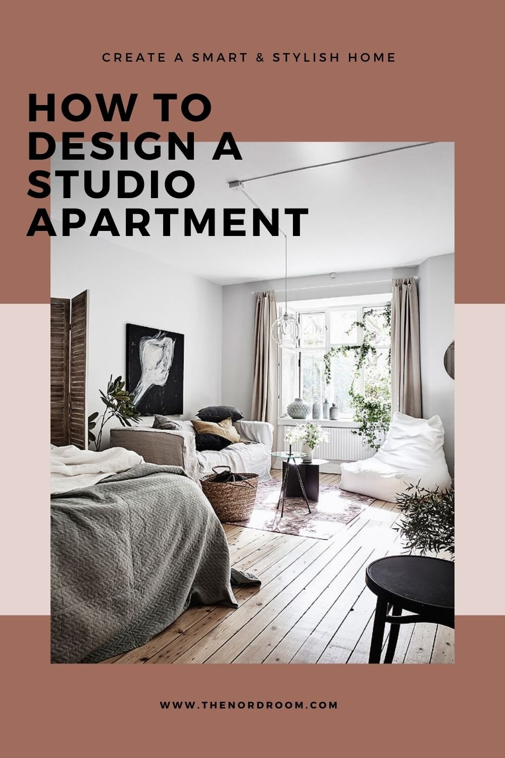 How To Design A Studio Apartment And Create A Smart And Stylish Home