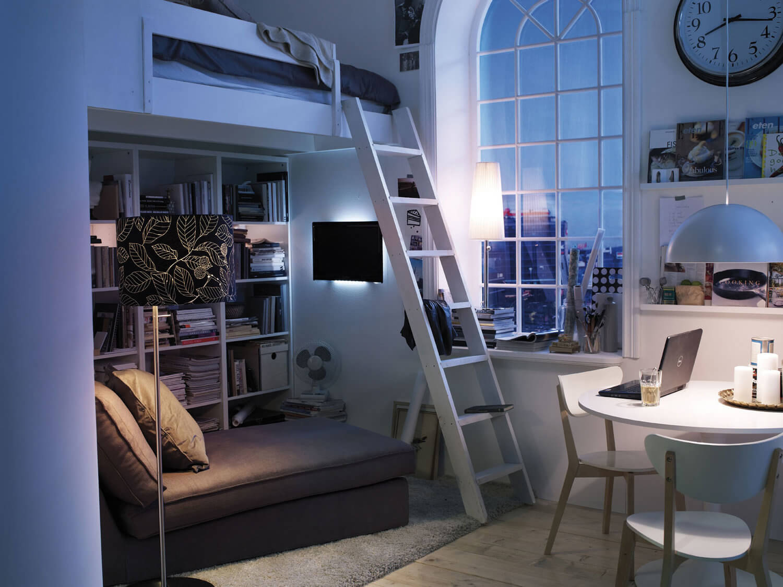 ikea-studio-apartment-loft-bed-nordroom