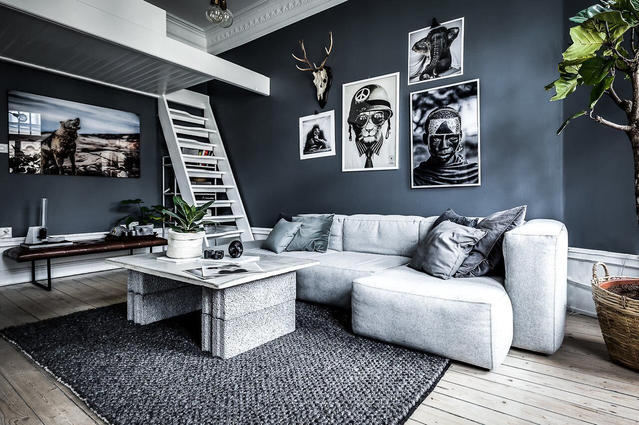 studio-apartment-loft-bed-nordroom