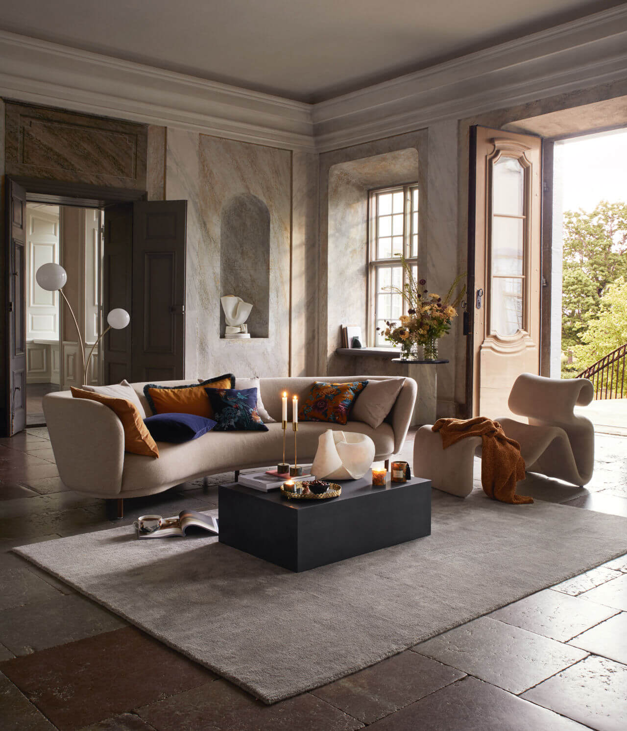 A Lush Fall Tale by H&M Home