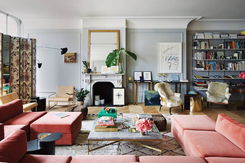 Jenna Lyon's Colorful SoHo Loft