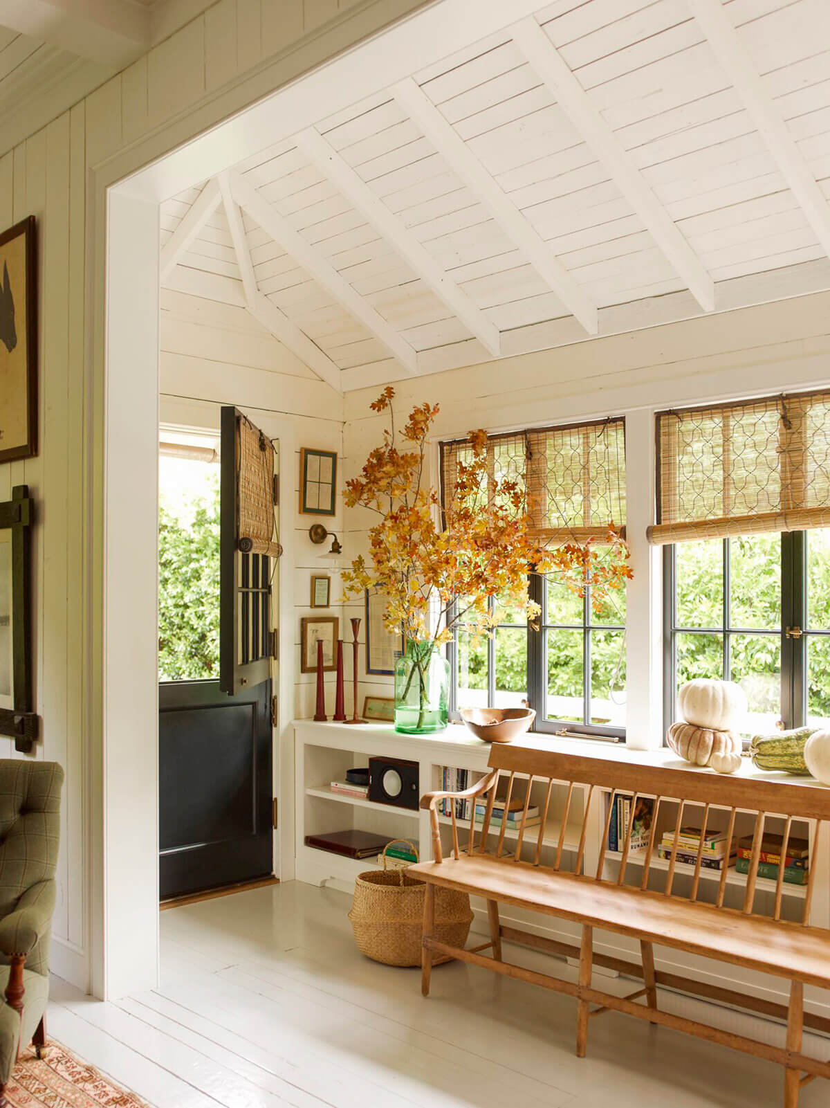 English Cottage Meets California Cool in a Mill Valley Home