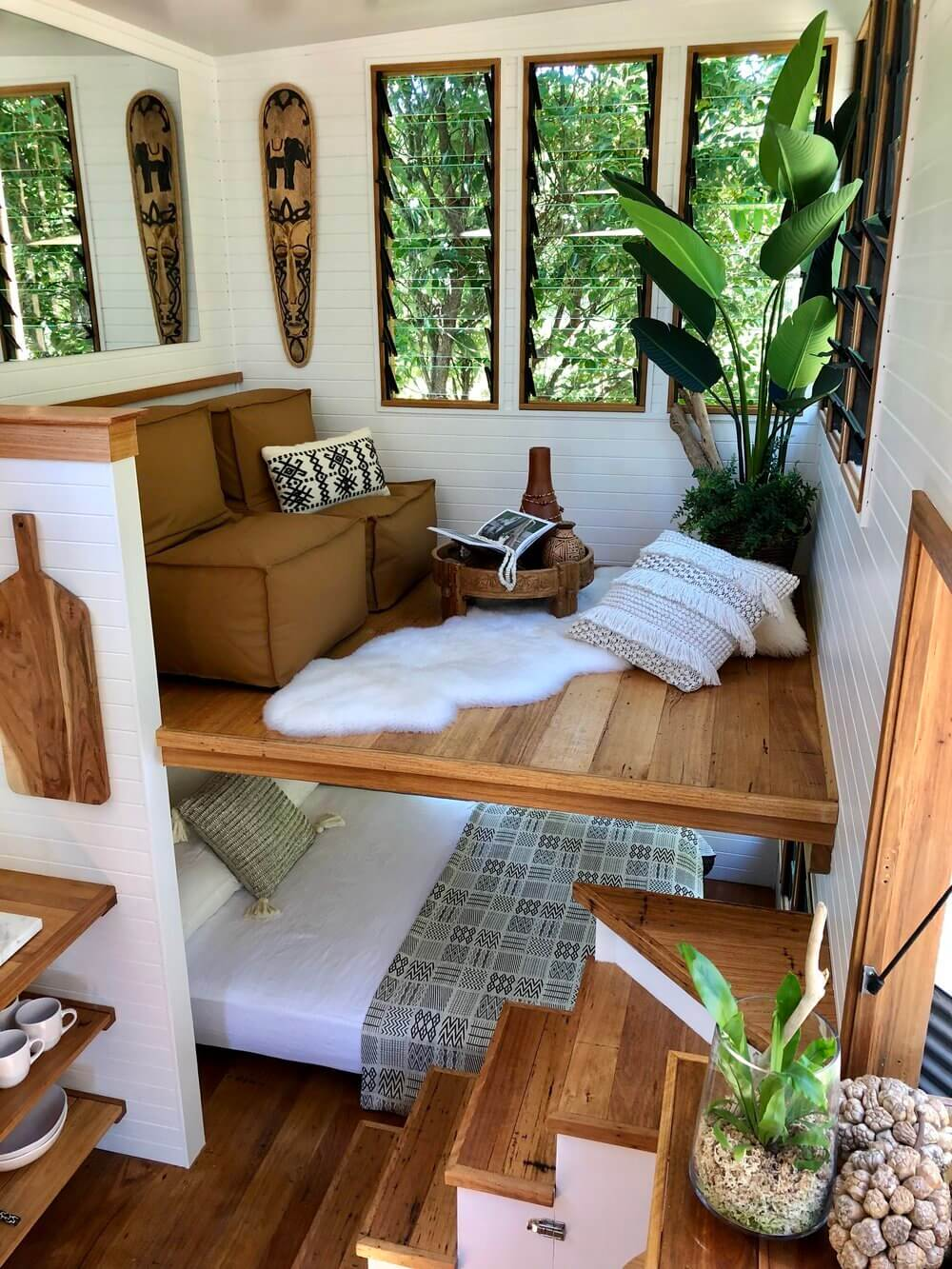A Cozy Tiny Home Created by Little Byron