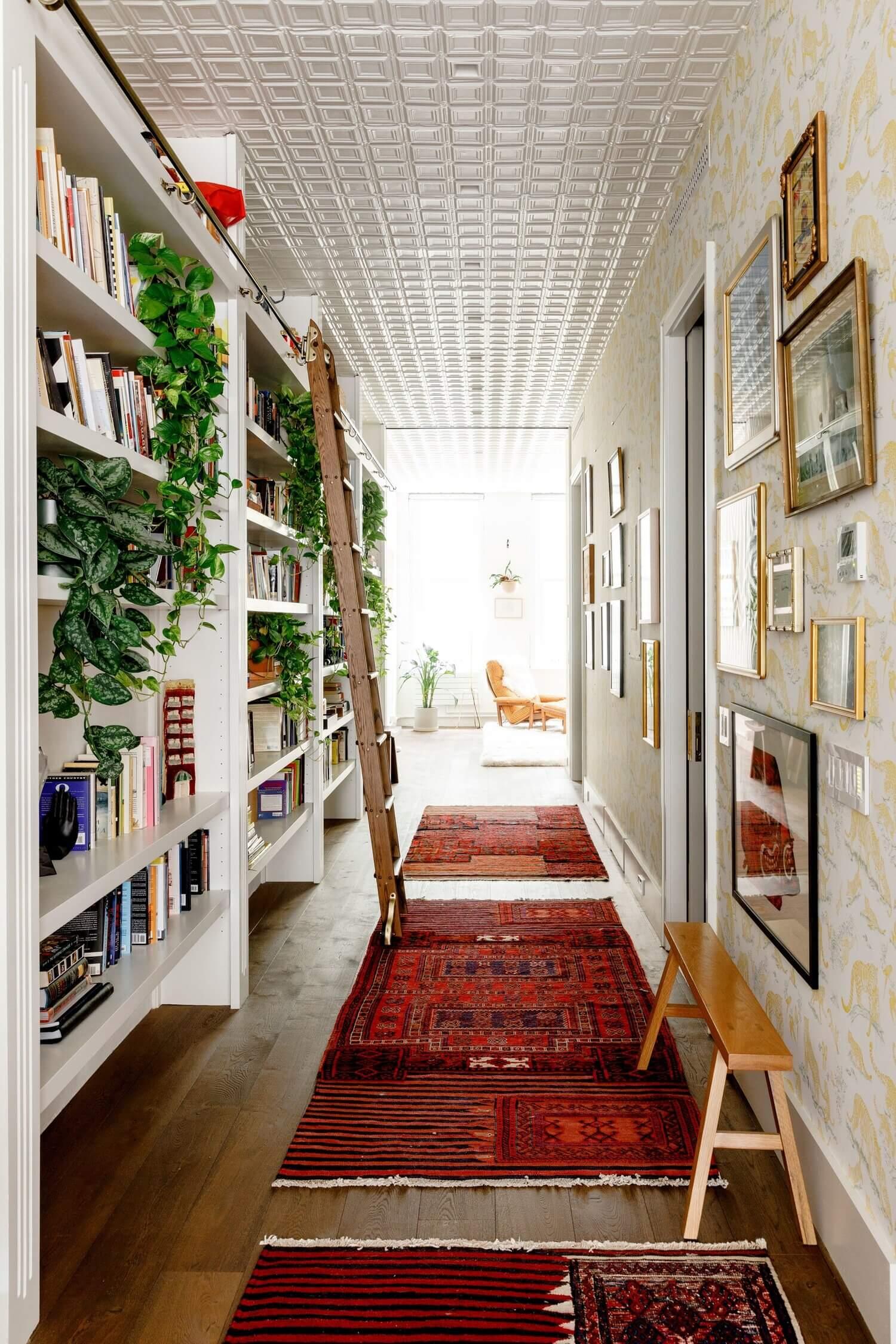 Actor David Harbour's New York Loft Apartment