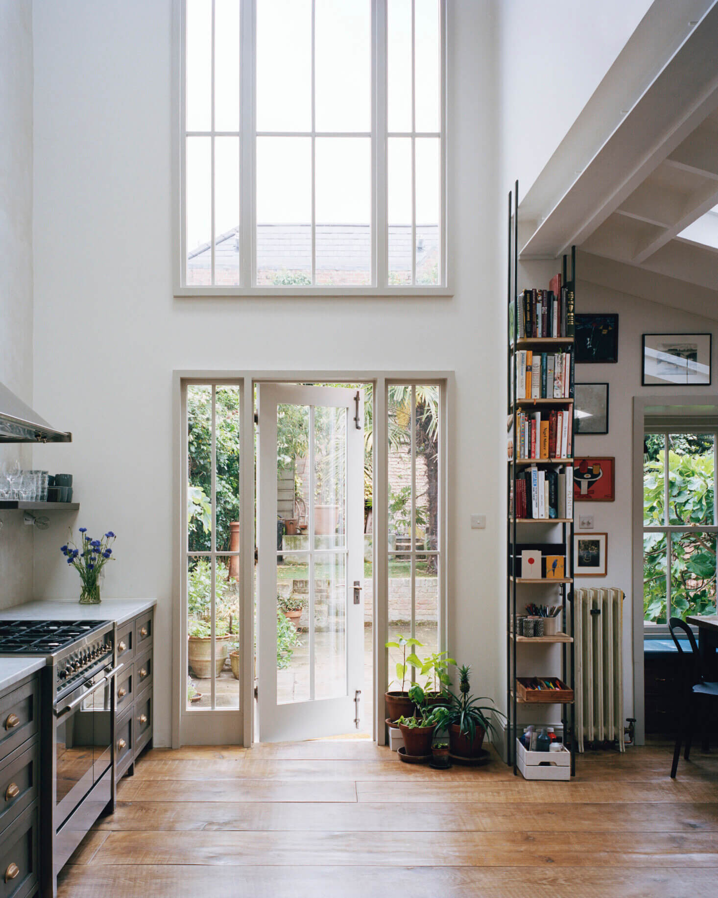 A Victorian Home in London Remodeled by Mark Lewis