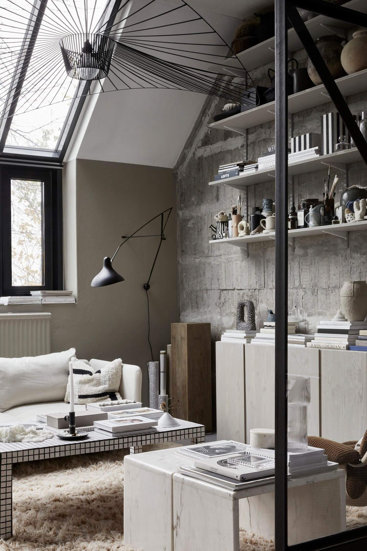 The Small and Stylish Home of Interior Stylist Linnéa Salmén