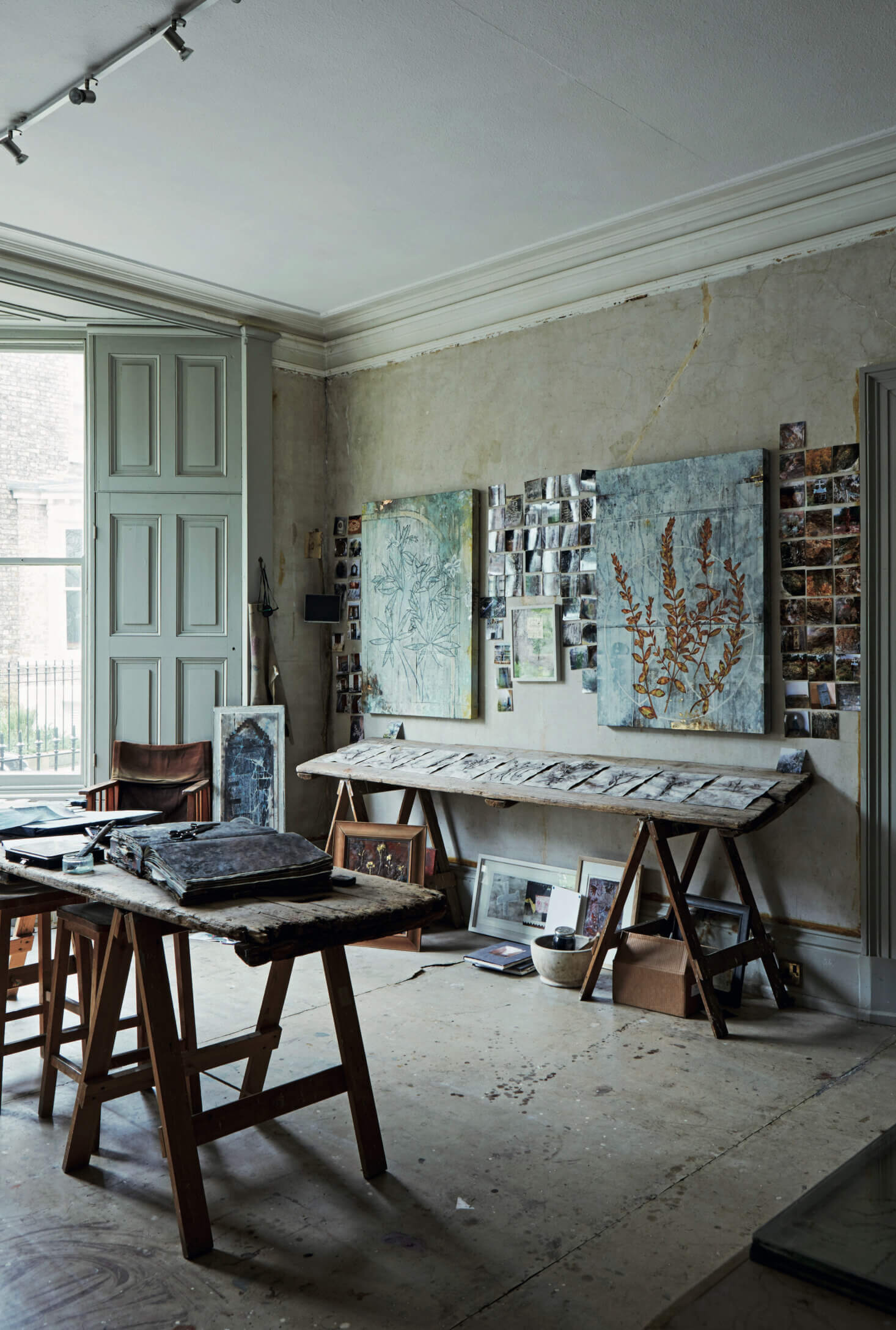 Design Love | Artist Lofts and Home Ateliers