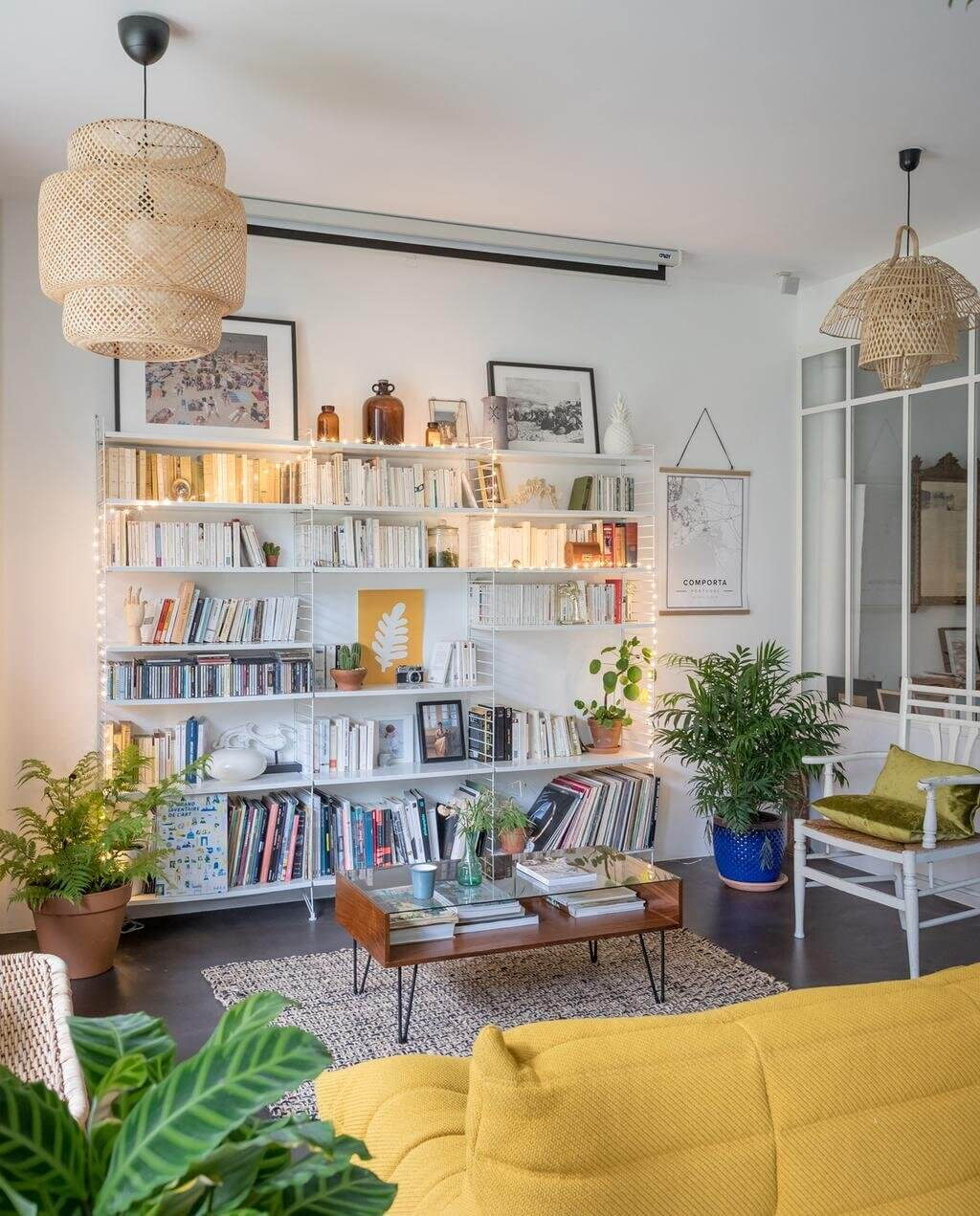 A Bright and Vibrant Family Home in an Old Factory in Paris