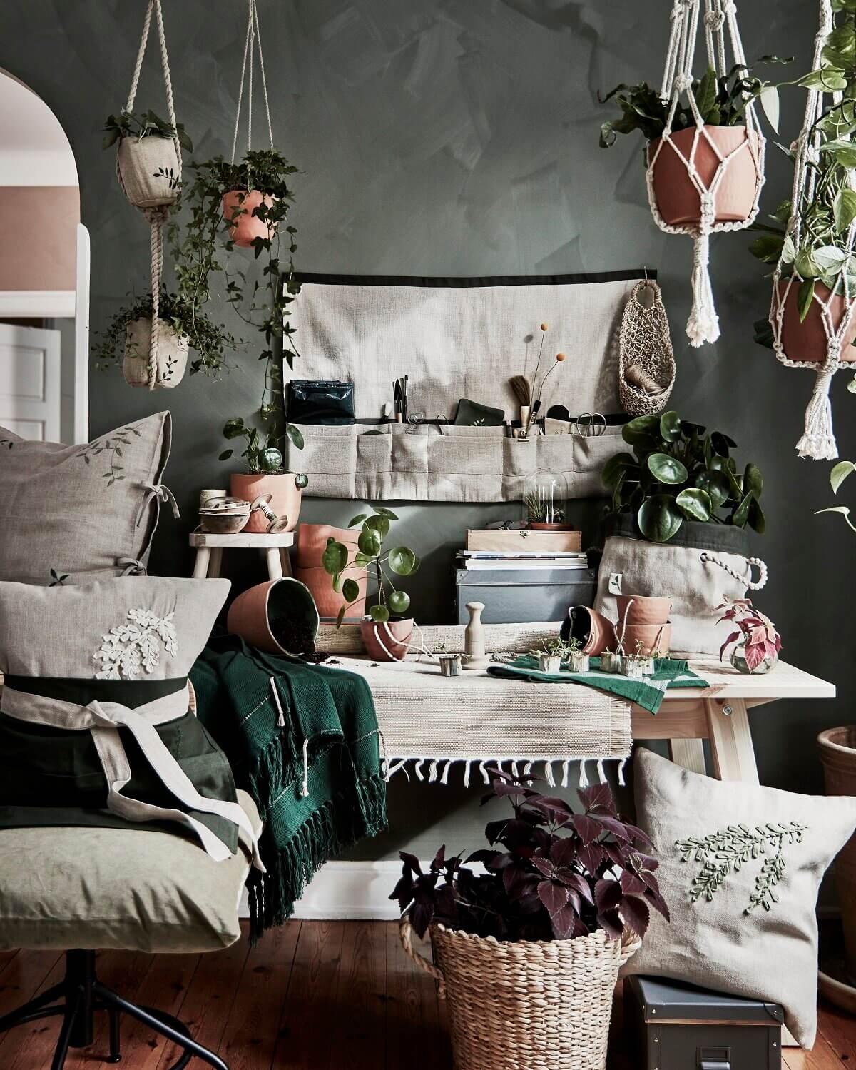 Botanisk: A Handmade Indoor Gardening Collection by IKEA