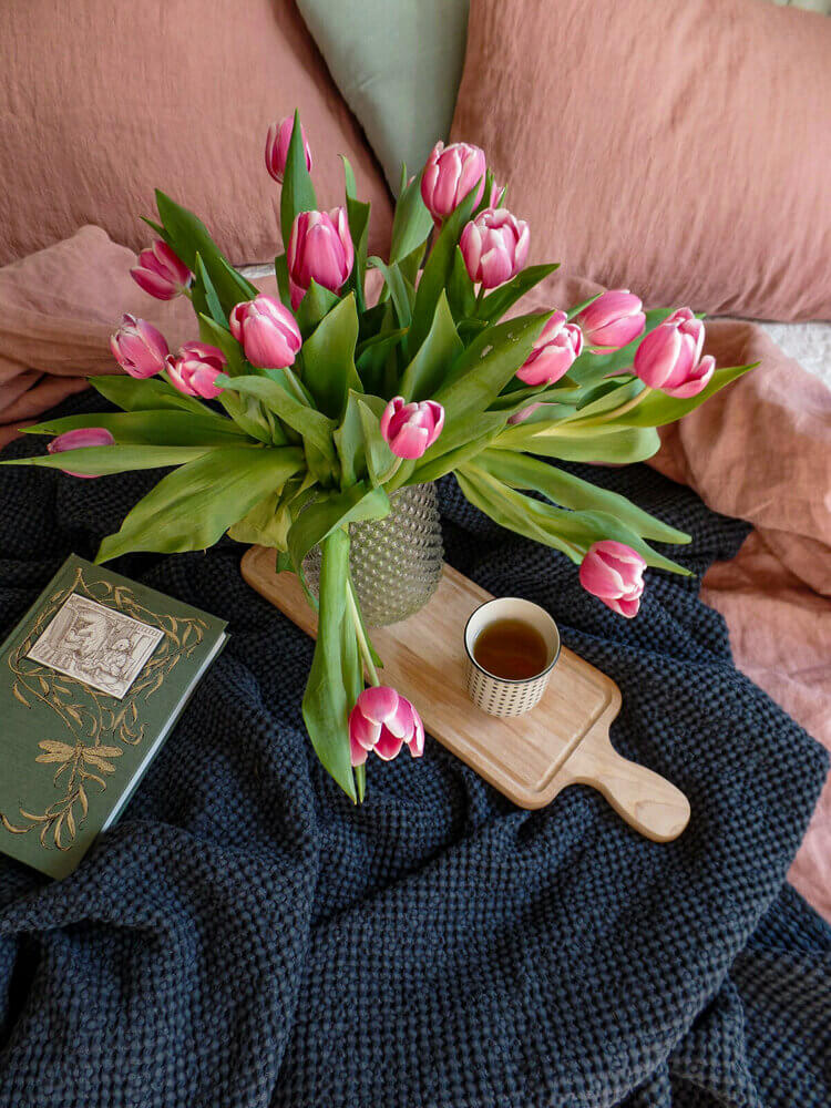 A Spring Bedroom Refresh with Magic Linen