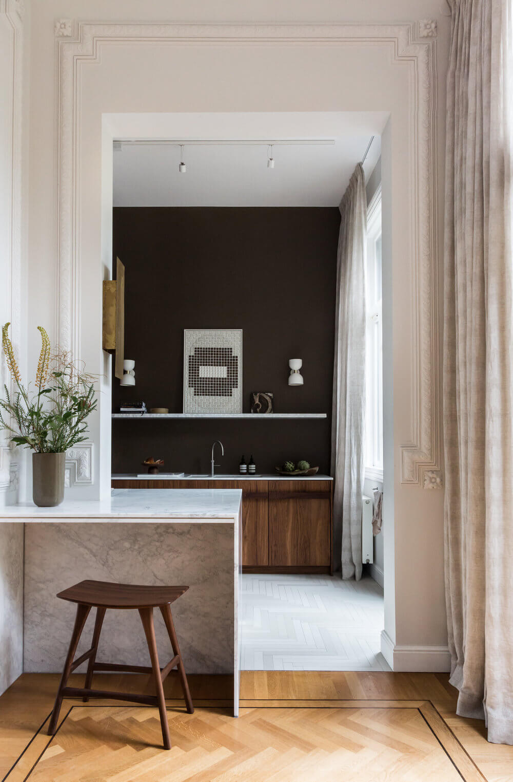 An Elegant 19th-Century Townhouse in The Netherlands