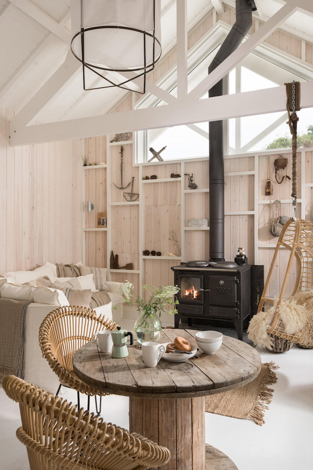 Cotton Tree | A Serene Beach Cottage in Cornwall