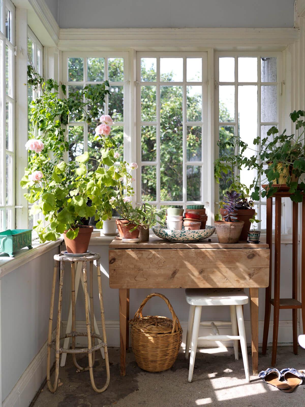 Elsa Billgren's Charming Vintage Summer House on Gotland