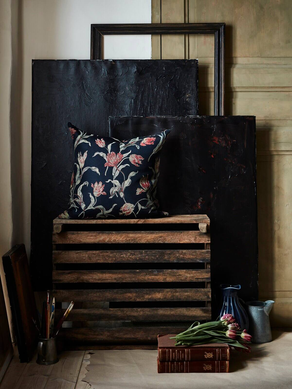 A New IKEA Collection Inspired by Dutch Master Painters