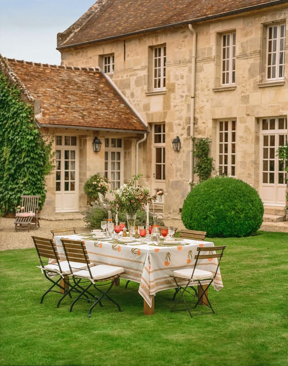 The Eclectic French Country Home of Cordelia de Castellane