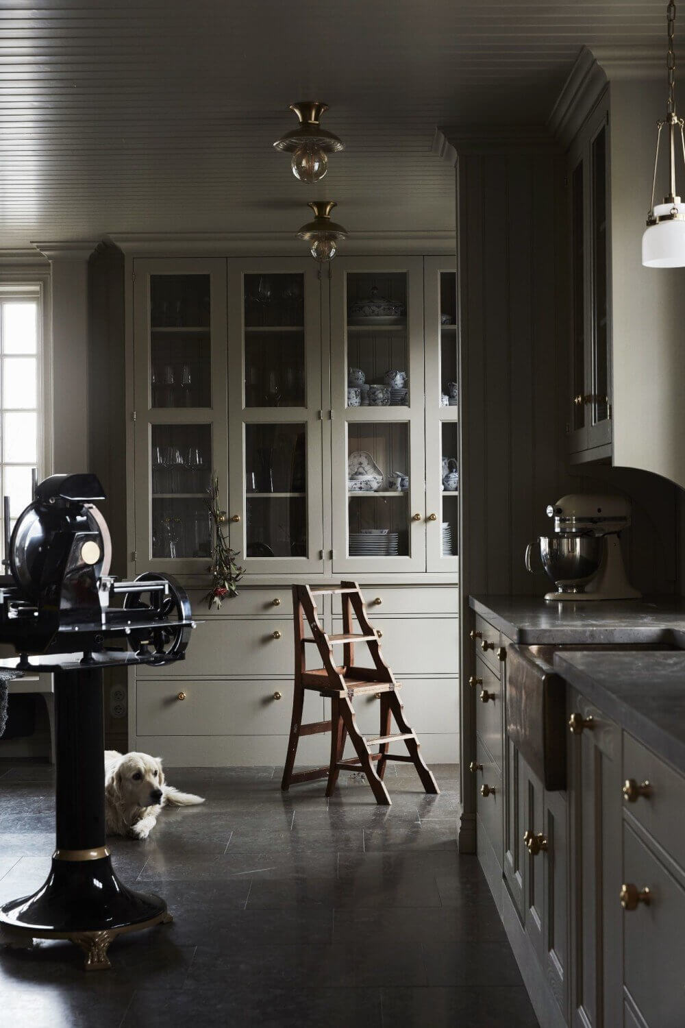The Beautiful Grey Villa of Kitchen and Beyond Founder Mia Sahlin