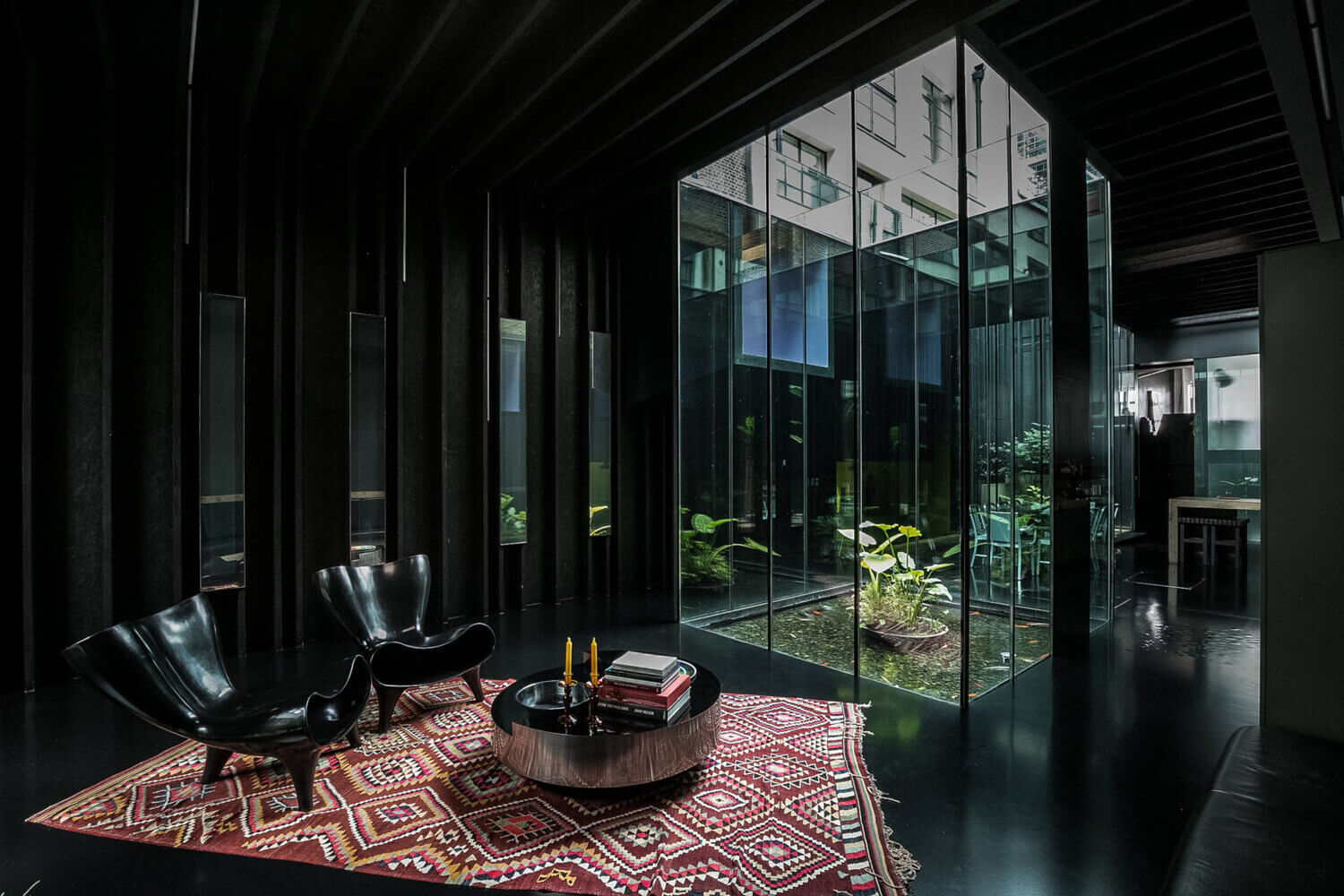 Lost House: A Dramatic Architectural Home Designed by Sir David Adjaye