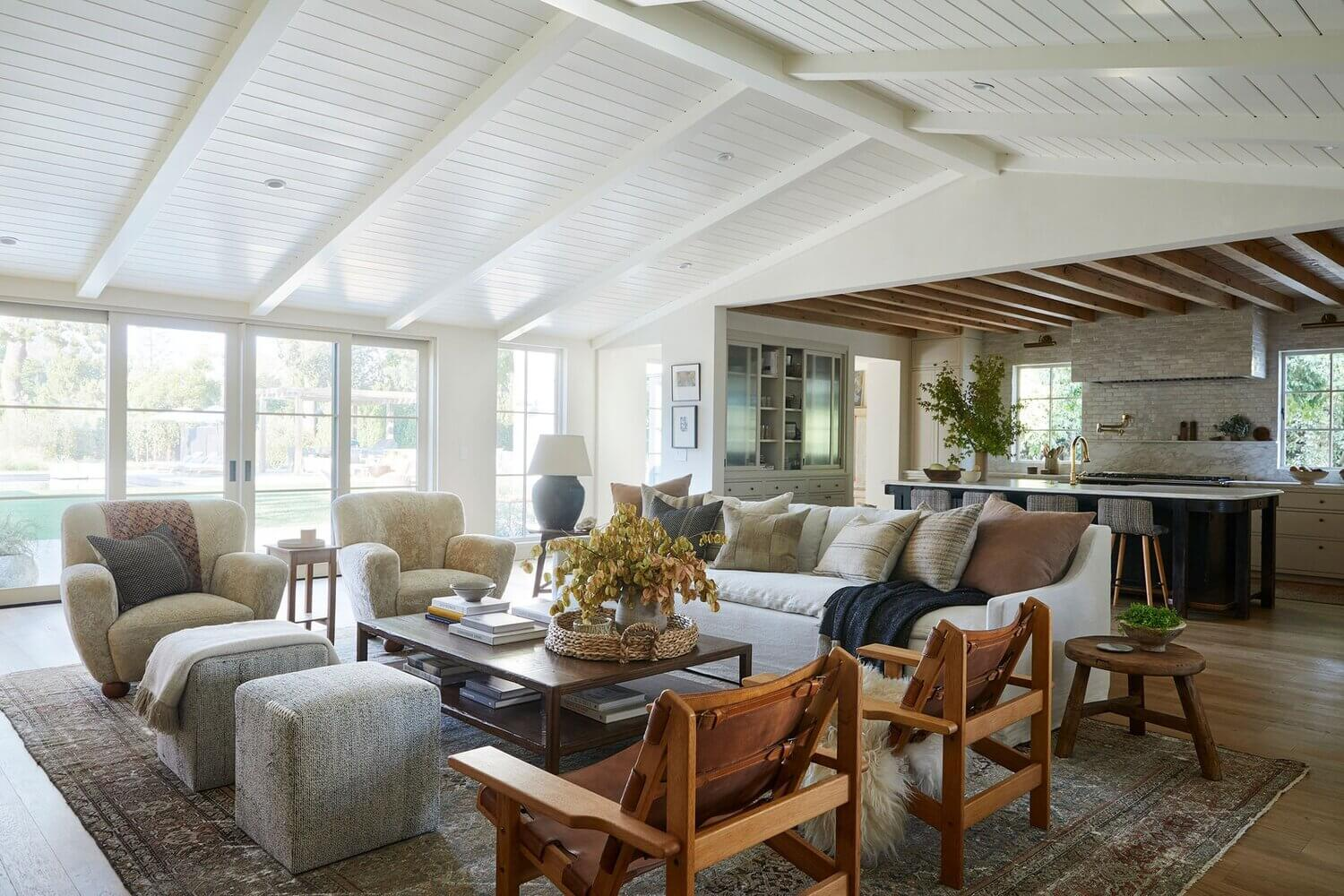 The Woodland Hills Family Home of Interior Designer Amber Lewis