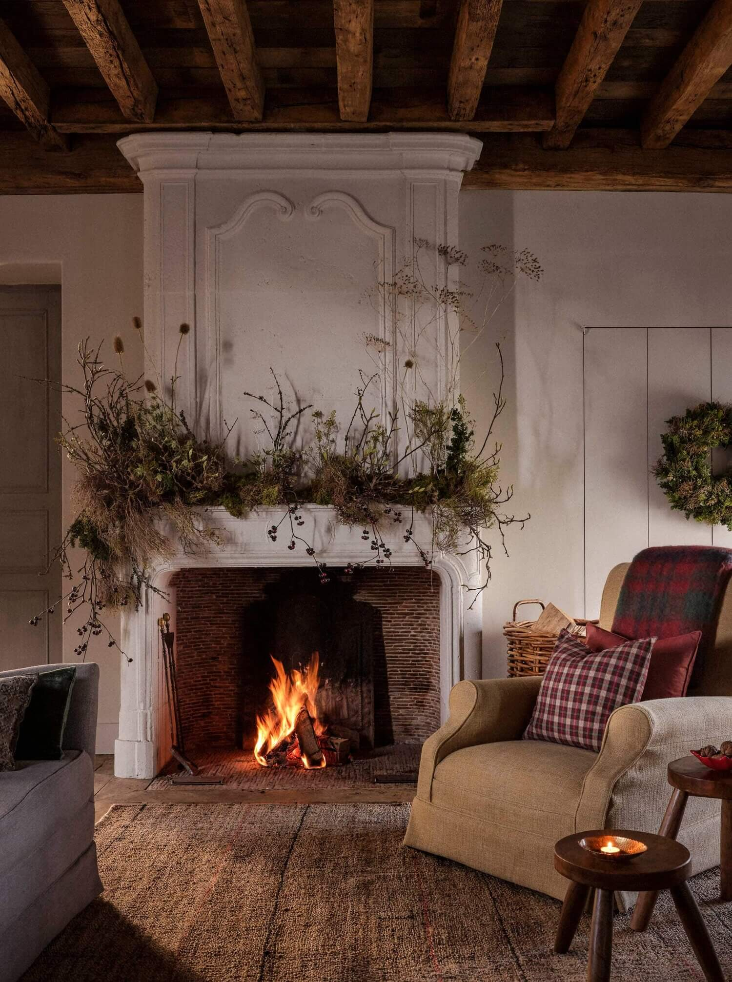A Warm and Serene Christmas by Zara Home