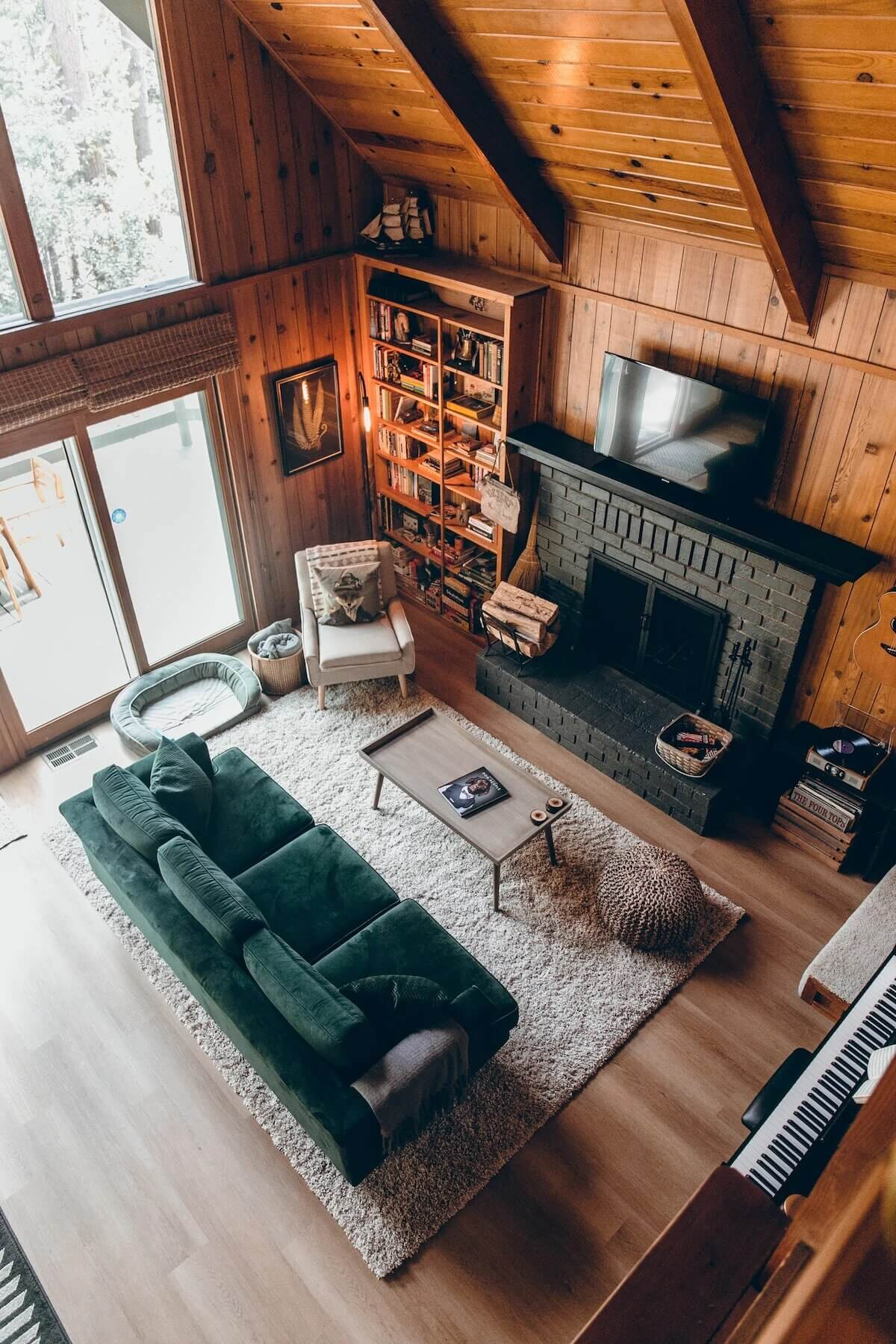 Whiskey Creek Cabin | A Cozy Airbnb Surrounded by Pine Trees