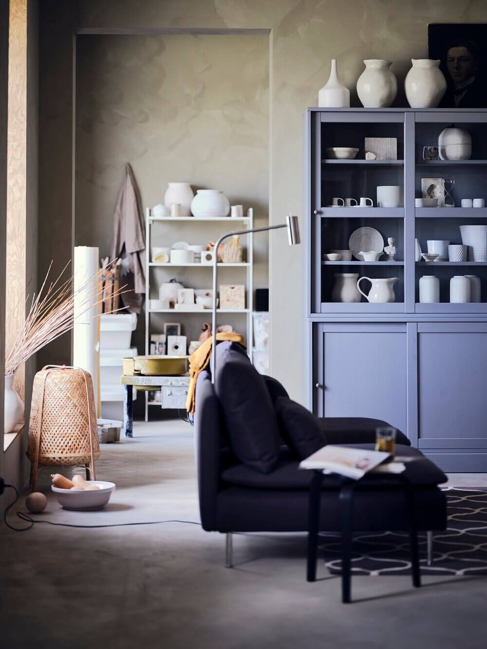 Clever and Stylish Home Organizing Ideas From IKEA