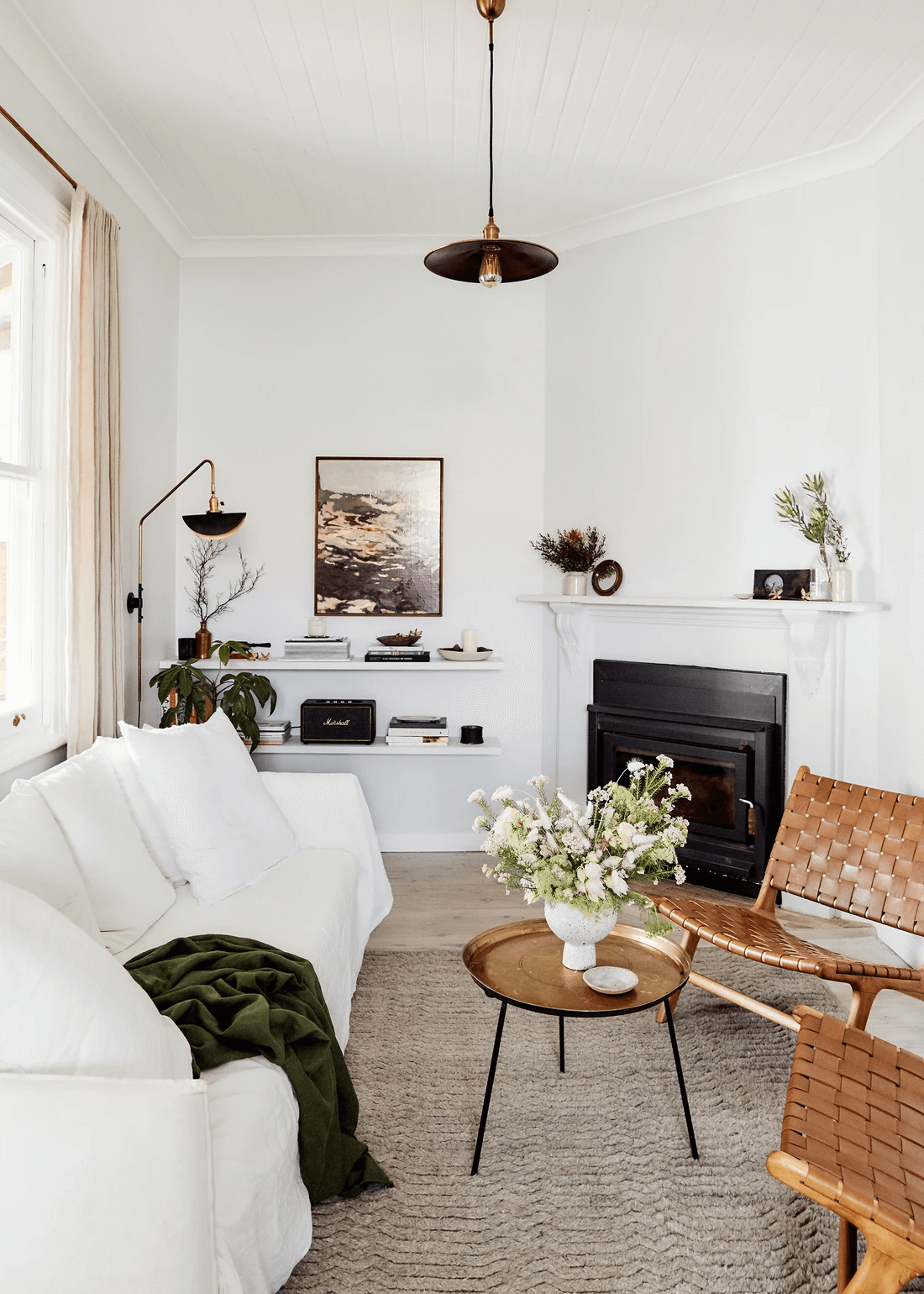 The Repose: A Restored 100-Year-Old Cottage in Australia