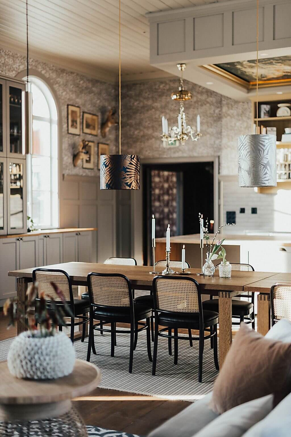 A Beautiful Chapel Conversion in Sweden