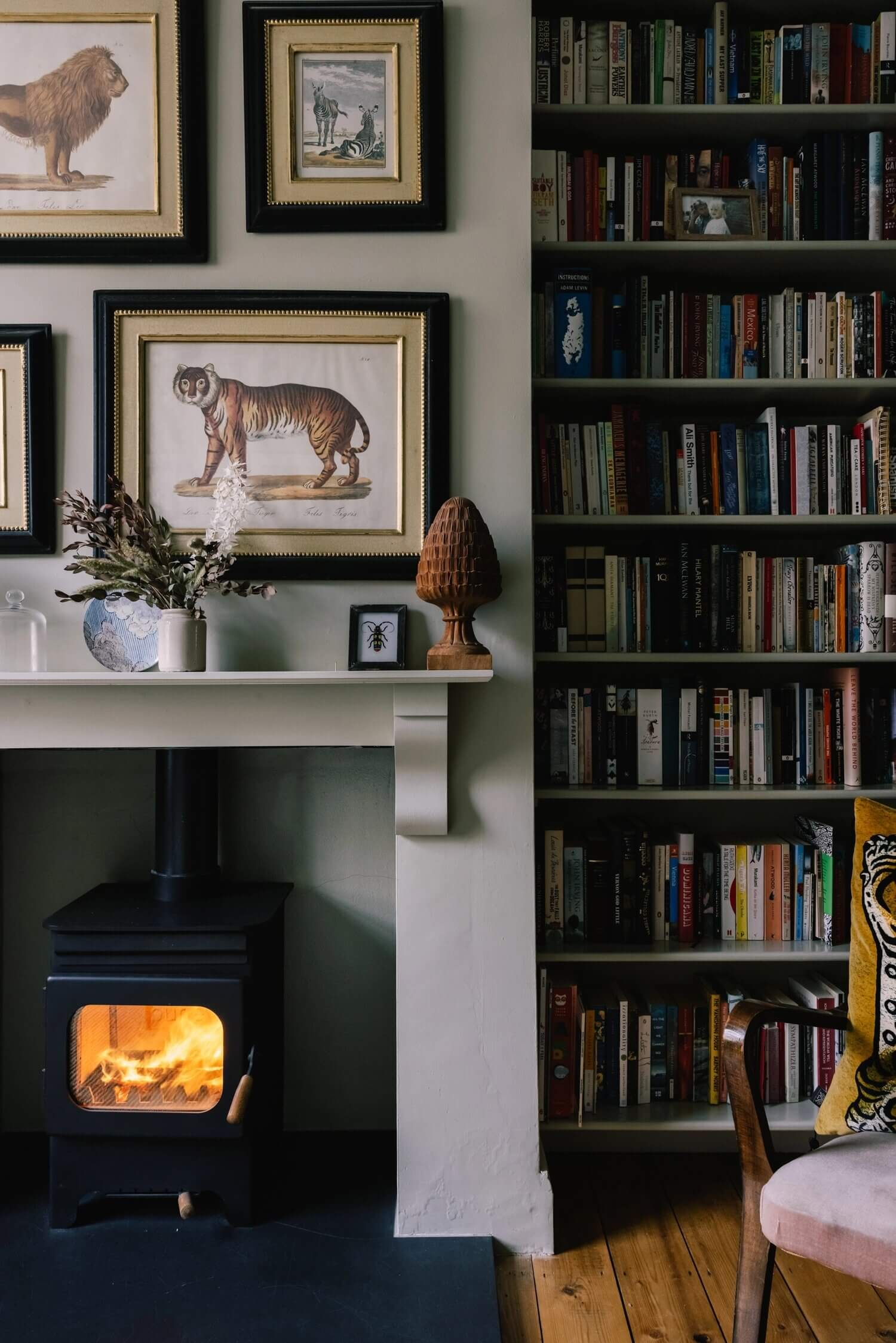 A Peaceful 19th-Century London Home Where Past and Present Meet