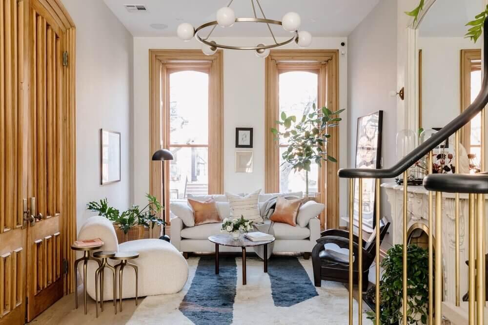 Adrian Grenier's Renovated Brooklyn Brownstone