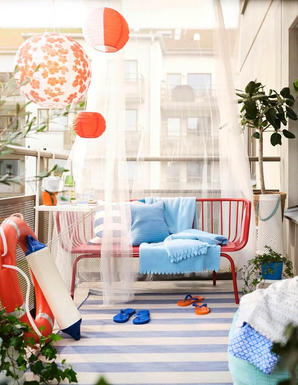 IKEA Summer Collection 2021: Balcony & Garden Inspiration
