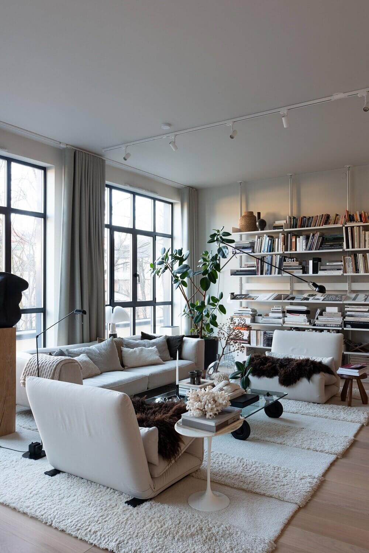 Swedish Interior Designer Lotta Agaton Is Selling Her Stockholm Apartment
