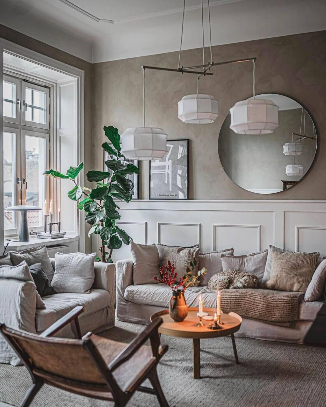 The Beautiful Helsingborg Apartment of Hannes Mauritzson