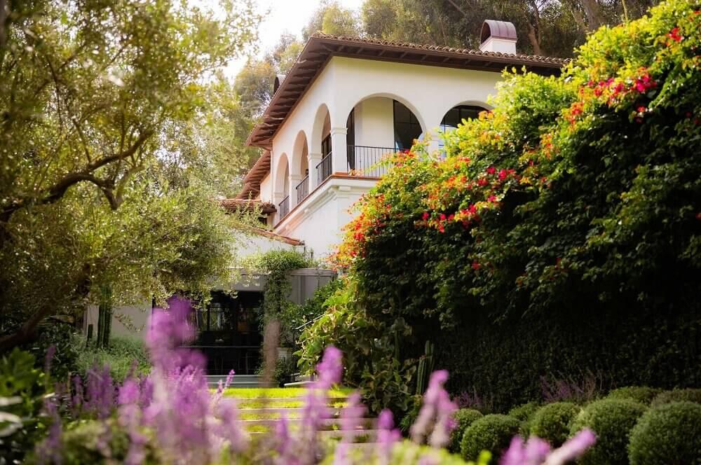 A 1930s Mediterranean-Style Estate in Santa Monica