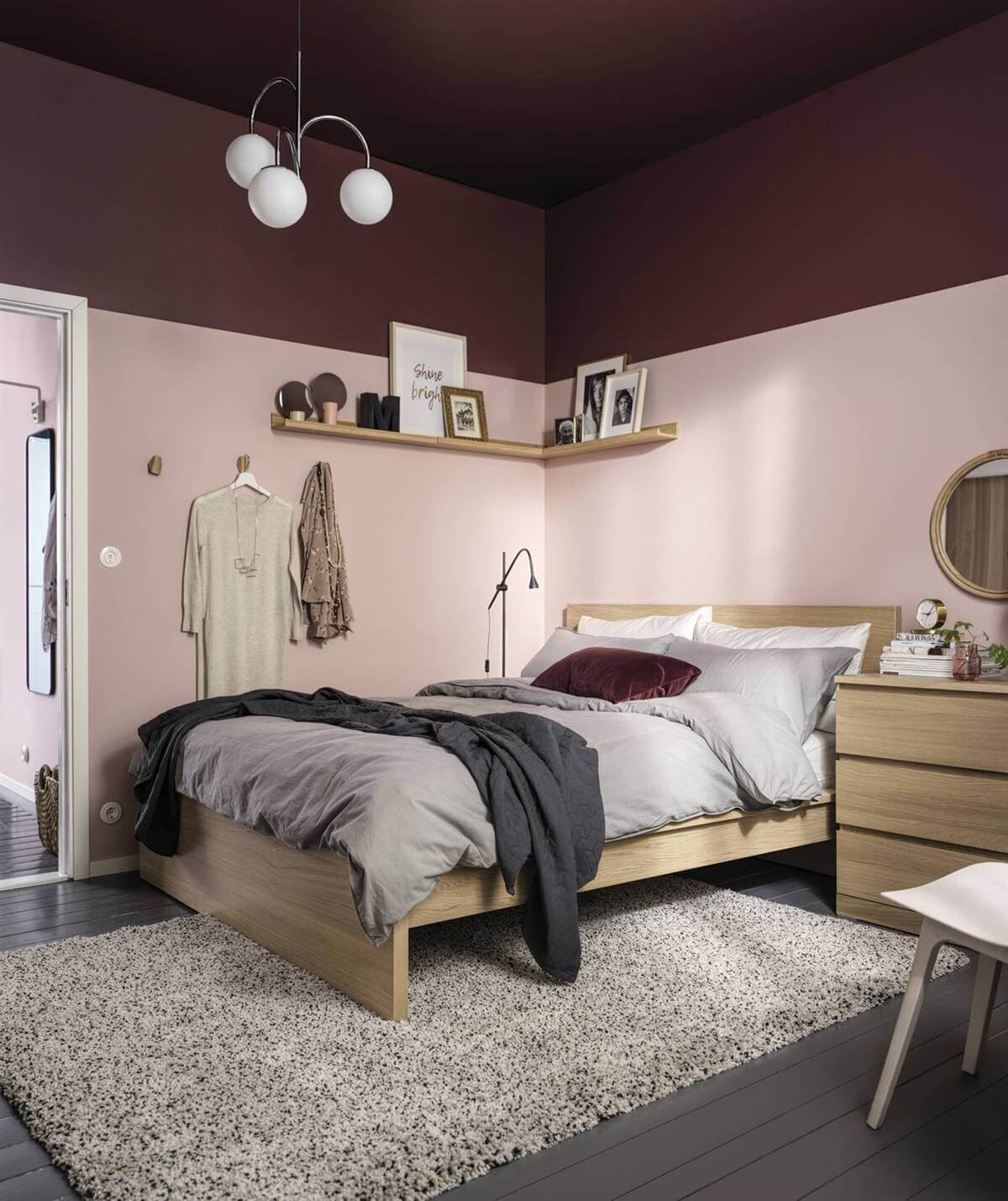 pink-ikea-bedroom-malm-bed-nordroom