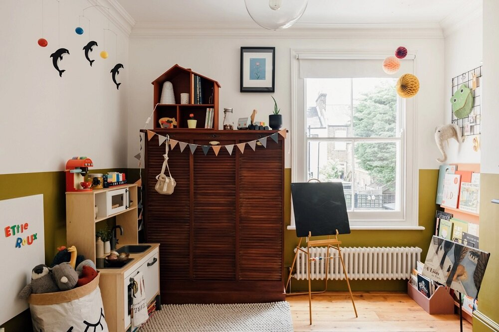 childrens-room-half-painted-wall-nordroom