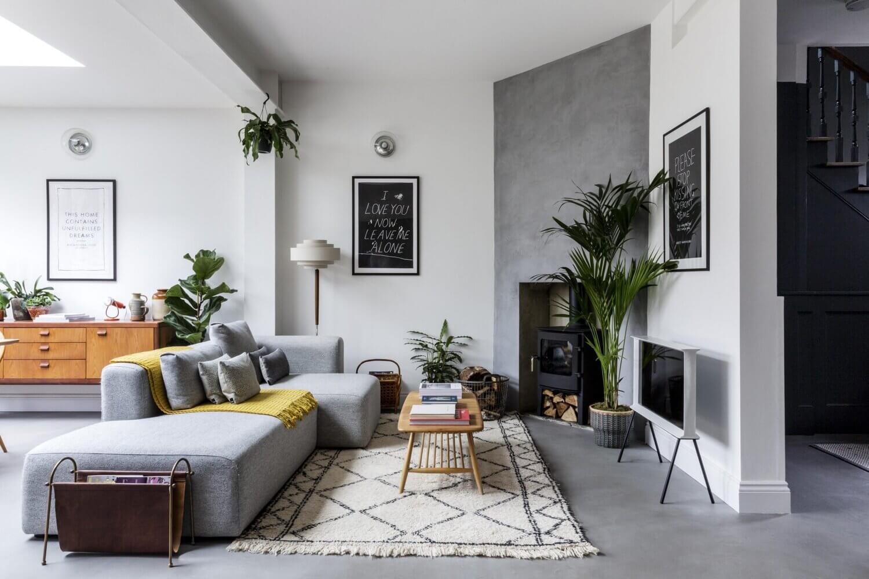 De Beauvoir Cottage: Scandinavian Style in London