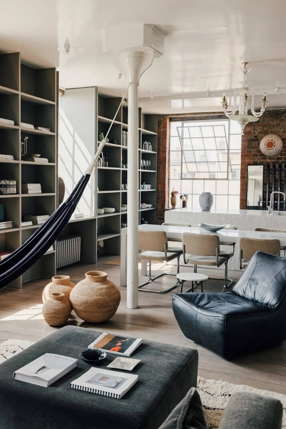 A London Loft Designed By Ilse Crawford And Vincent van Duysen