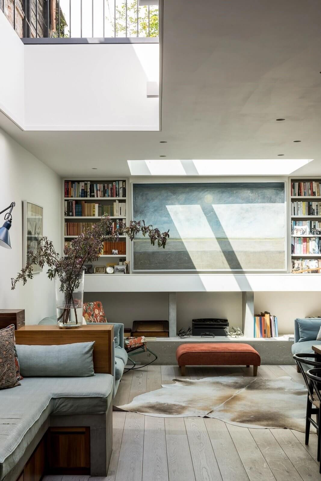 A Serene Family Home in London