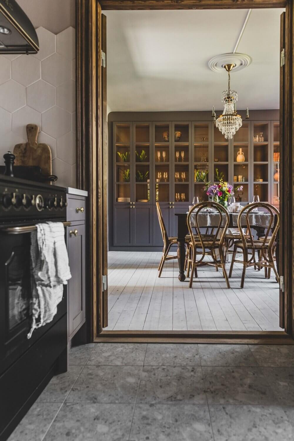 A Charming Swedish Home With A Historic Look