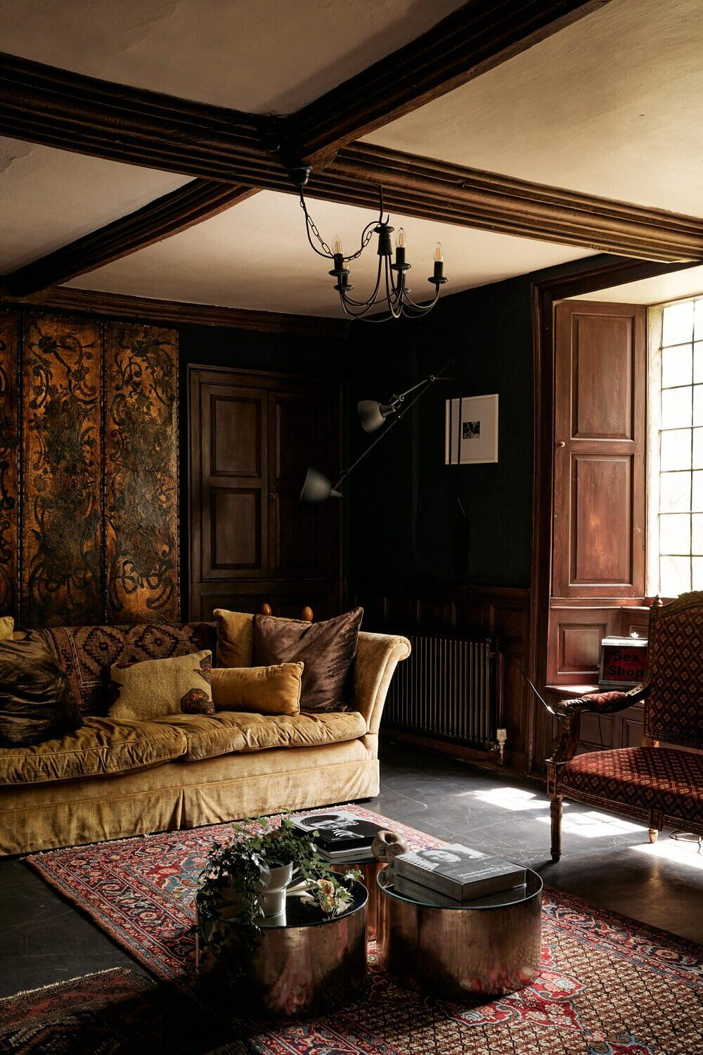 An English Country House with Historic Features